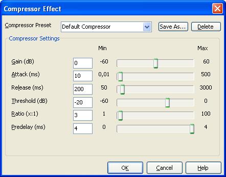 Compressor FX